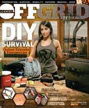 Recoil Offgrid Magazine Subscription August 1st, 2021 Issue