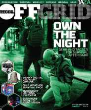 Recoil Offgrid Magazine Subscription June 1st, 2021 Issue