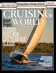 Cruising World Magazine Subscription November 1st, 2020 Issue