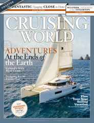 Cruising World Magazine Subscription October 7th, 2020 Issue