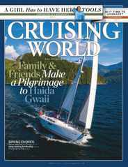 Cruising World Magazine Subscription April 1st, 2021 Issue