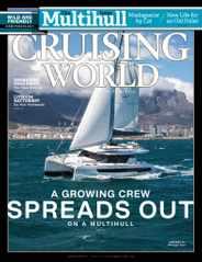 Cruising World Magazine Subscription June 1st, 2021 Issue