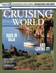 Cruising World Magazine Subscription March 1st, 2021 Issue