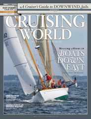 Cruising World Magazine Subscription May 1st, 2021 Issue
