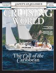 Cruising World Magazine Subscription November 1st, 2021 Issue