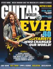 Guitar World Magazine Subscription December 1st, 2020 Issue