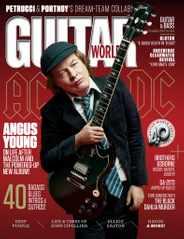 Guitar World Magazine Subscription December 2nd, 2020 Issue