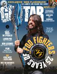 Guitar World Magazine Subscription April 1st, 2021 Issue