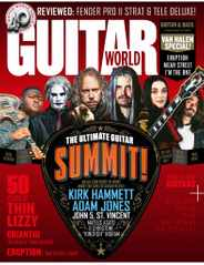 Guitar World Magazine Subscription February 1st, 2021 Issue