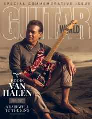 Guitar World Magazine Subscription January 1st, 2021 Issue