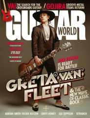 Guitar World Magazine Subscription June 1st, 2021 Issue