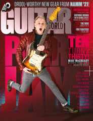 Guitar World Magazine Subscription May 1st, 2021 Issue