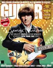 Guitar World Magazine Subscription September 1st, 2021 Issue