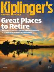 Kiplinger's Personal Finance Magazine Subscription August 1st, 2021 Issue