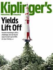 Kiplinger's Personal Finance Magazine Subscription June 1st, 2021 Issue