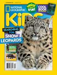 National Geographic Kids Magazine Subscription February 1st, 2021 Issue