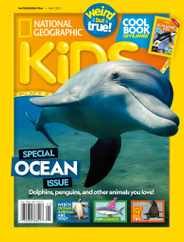 National Geographic Kids Magazine Subscription May 1st, 2021 Issue
