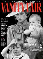 Vanity Fair Magazine Subscription May 1st, 2021 Issue