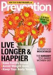 Prevention Magazine Subscription November 1st, 2020 Issue