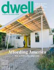 Dwell Magazine Subscription November 1st, 2020 Issue