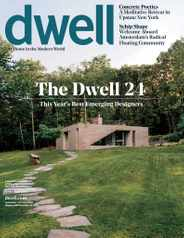 Dwell Magazine Subscription September 1st, 2020 Issue