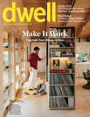 Dwell Magazine Subscription January 1st, 2021 Issue