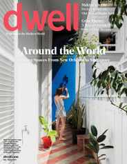 Dwell Magazine Subscription July 1st, 2021 Issue