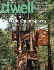 Dwell Magazine Subscription May 1st, 2021 Issue