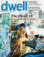 Dwell Magazine Subscription September 1st, 2021 Issue