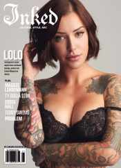 Inked Magazine Subscription January 1st, 2021 Issue