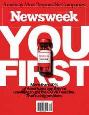 Newsweek Print & Digital Subscription December 4th, 2020 Issue