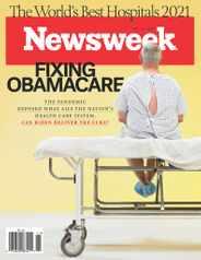Newsweek Print & Digital Subscription March 12th, 2021 Issue