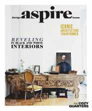 Aspire Design & Home Magazine Subscription December 1st, 2020 Issue