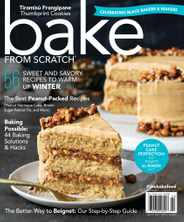 Bake From Scratch Magazine Subscription January 1st, 2021 Issue