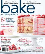 Bake From Scratch Magazine Subscription July 1st, 2021 Issue