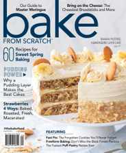 Bake From Scratch Magazine Subscription March 1st, 2021 Issue