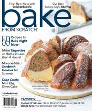 Bake From Scratch Magazine Subscription May 1st, 2021 Issue