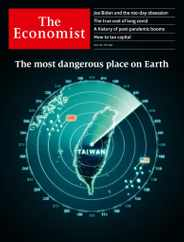 The Economist Print & Digital Subscription May 1st, 2021 Issue