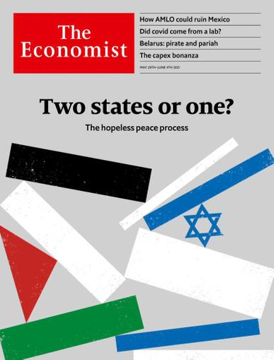 1-Year (51-Issues) of The Economist Magazine Subscription (Print & Digital)