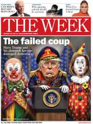 The Week Magazine Subscription December 4th, 2020 Issue
