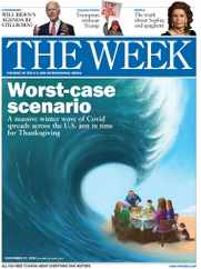 The Week Magazine Subscription November 27th, 2020 Issue