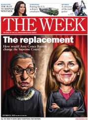 The Week Magazine Subscription October 23rd, 2020 Issue