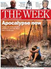 The Week Magazine Subscription September 25th, 2020 Issue