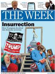 The Week Magazine Subscription January 22nd, 2021 Issue