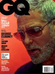 GQ Magazine Subscription December 1st, 2020 Issue