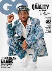 GQ Magazine Subscription October 1st, 2020 Issue