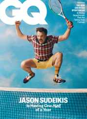 GQ Magazine Subscription August 1st, 2021 Issue