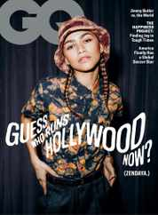 GQ Magazine Subscription February 1st, 2021 Issue