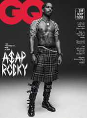 GQ Magazine Subscription June 1st, 2021 Issue