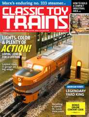 Classic Toy Trains Magazine Subscription February 1st, 2021 Issue